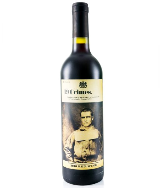 South Australia - 19 Crimes Red Blend 2016
