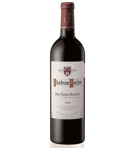 2015 chateau rozier