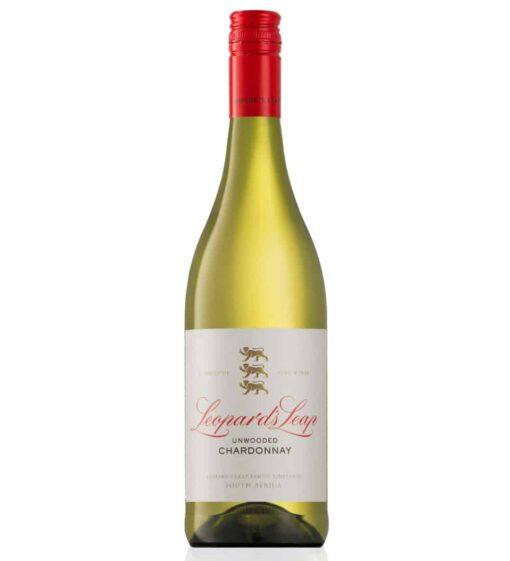 Chardonnay Unwooded 2018 Leopard's Leap Südafrika