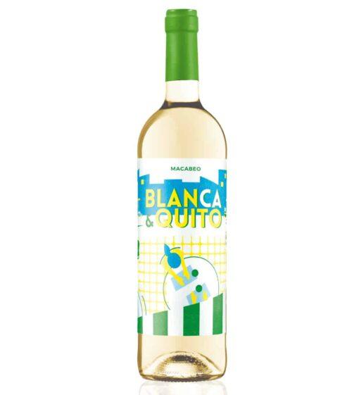 Blanca & Quito 2018 Wein