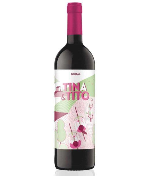Tina & Tito 2018 Wein
